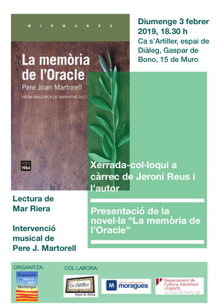 Cartell col·loqui
